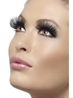 60s Style Black Natural Eyelashes
