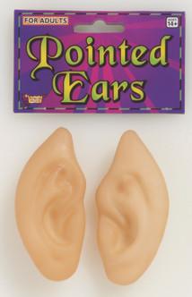 Pointed Ears Flesh/Beige