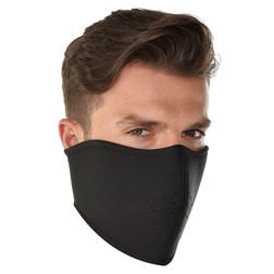 Black Ninja Face Mask