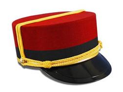 Bell Boy DLX Hat
