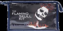 Kryolan Flaming Skull Makeup Kit