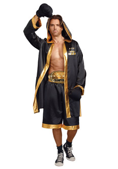 Boxing Robe Costume
