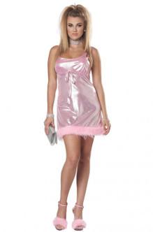 High School Reunion/Fembot Mini Dress Costume