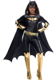 Arkham Batgirl Costume