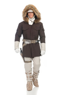 Hoth Han Solo Star Wars Costume