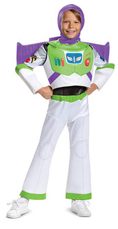 Toddler's Deluxe Buzz Lightyear Costume