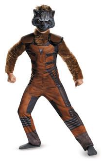 CLEARANCE Children's Deluxe Rocket Raccoon Costume