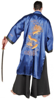 Black Samurai Costume