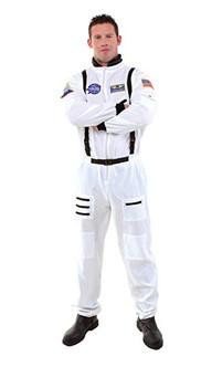 White Astronaut Costume