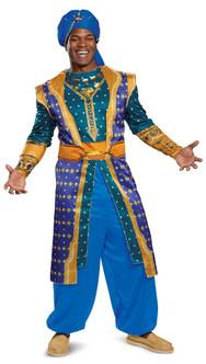 Genie Aladdin Live Action Costume