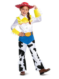 Children's Deluxe Jessie Toy Story 4 Costume