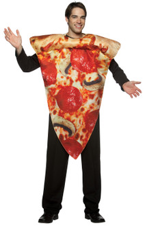 Get Real Pizza Slice Costume