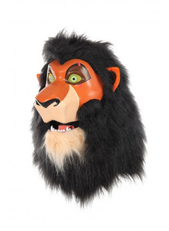 Scar Mouth Mover Mask Lion King