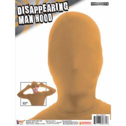 Beige Disappearing Man hood