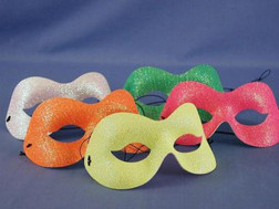 Neon Defile Mask Asst. In-store only