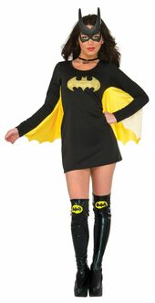 Classic Batgirl Dress