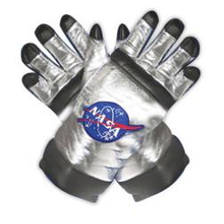 Astronaut Gloves - Silver