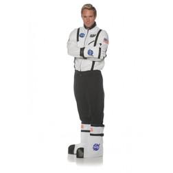 Astronaut Boot Tops - White