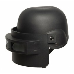 Swat Helmet with Face Mask