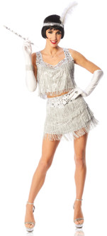 Razzle Dazzle Flapper Costume