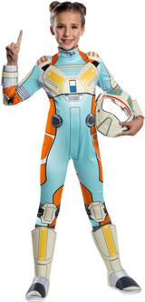 Children's Star Wars Resistance Deluxe Torra Doza Costume