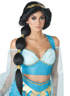 Desert Princess Wig