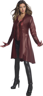 Avengers Endgame: Scarlet Witch Costume