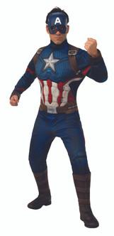 Captain America Avengers Endgame Costume