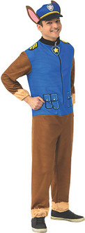 Adult Chase Paw Patrol Costume