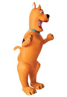 Scooby Doo Inflatable Costume