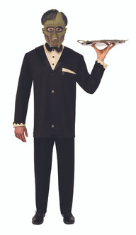 Lurch Addams Family Animated Costume