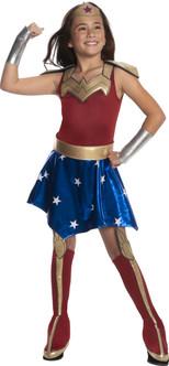 Children's (DC Super Hero Girls) Deluxe Wonder Woman Costume