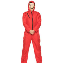 The Heist Jumpsuit Costume