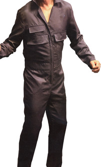 Michael Myers Halloween Boiler Suit Costume
