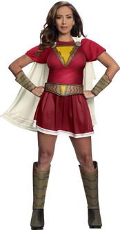 Mary Deluxe Shazam! Costume