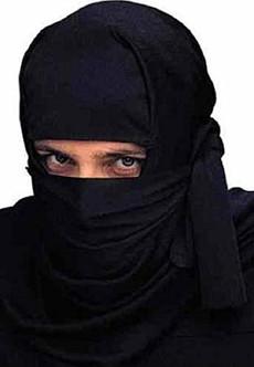 Simple Ninja Mask