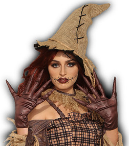 Scary Scarecrow Gloves