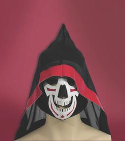 Reaper Character Wrestling Mask