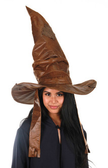 Harry Potter Licensed Deluxe Sorting Hat at The Costume Shoppe
