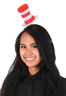 Dr. Seuss The Cat In The Hat Springy Headband at The Costume Shoppe