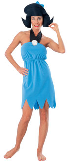 Flintstones Womens Betty Rubble Costume at The Costume Shoppe