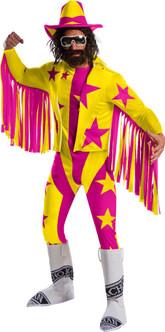 WWE Mens Macho Man Randy Savage Costume at The Costume Shoppe