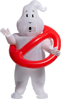 Ghostbusters No Ghost Logo Inflatable Costume at The Costume Shoppe
