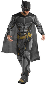 Batman Justice League Deluxe Tactical Batman Costume at The Costume Shoppe