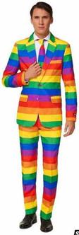 Pride Rainbow Suitmeister 3-Piece Suit