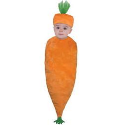 Infant Carrot Bunting Costume