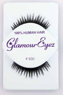Black Glamour Eyez Eyelashes