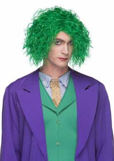 Maniac Joker Green Wig