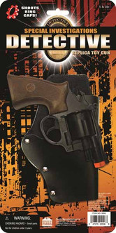 Detective Revolver and Holster
