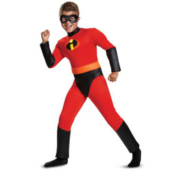 Dash Muscle Classic Costume - Incredibles 2